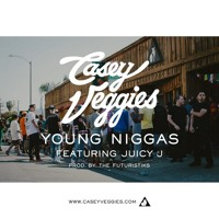 Listen to a new hiphop song Young Niggas (ft. Juicy J) - Casey Veggies