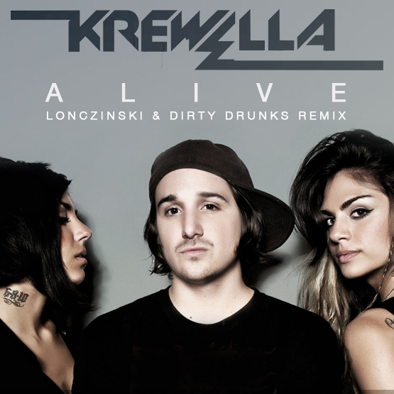 listen music band download krewella alive dirty drunks