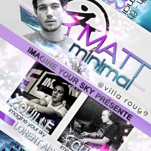 Matt Minimal @ La Villa Rouge [Montpellier France  03.05.2013]