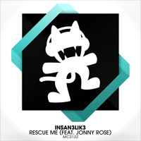 Listen to a new electro song Rescue Me (feat. Jonny Rose) - Insan3lik3