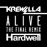 Hardwell Alive ('The Final' Remix) Artwork