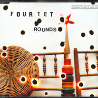 Four Tet Unspoken Artwork
