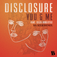 Listen to a new electro song You and Me feat. Eliza Doolittle (Baauer Remix) - Disclosure