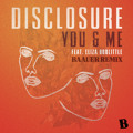 Disclosure You & Me (Baauer Remix) Artwork