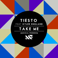 Listen to a new electro song Take Me (Original Mix) - Tiesto (ft. Kyler England)