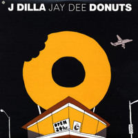 J Dilla Waves Artwork