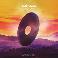 Listen to a new electro song Endorphins  (Tommy Trash Remix) - Sub Focus (ft. Alex Clare)