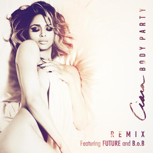 Audio: Ciara ft. Future & B.o.B   Body Party (Remix)