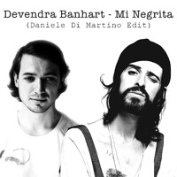Devendra Banhart Mi Negrita (Daniele Di Martino Edit) Artwork
