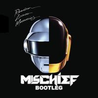 Daft Punk Instant Crush Ft. Julian Casablancas (MISCHIEF BOOTLEG) Artwork