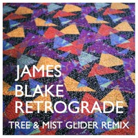 James Blake Retrograde (Mist Glider & Tree Remix) Artwork