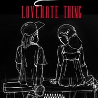 Wale LoveHate Thing (Ft. Sam Dew) Artwork