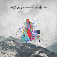 Matt Corby Resolution Artwork