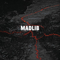 Madlib The Mad March Artwork