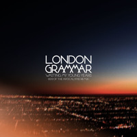 London Grammar Wasting My Young Years (Kids of The Apocalypse Remix) Artwork