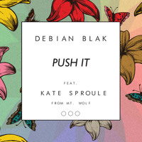 Debian Blak Push It (Ft. Kate Sproule) Artwork