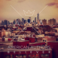 American Authors Believer Artwork