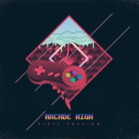 Arcade High One Year Ago Artwork