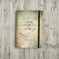 Postcards Oh The Places We Will Go Artwork