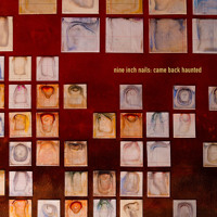 Nine Inch Nails Came Back Haunted Artwork