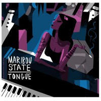 Maribou State Tongue (Ft. Holly Walker) Artwork
