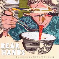 Bear Hands Crime Pays Artwork