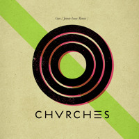 CHVRCHES Gun (Jamie Isaac Remix) Artwork