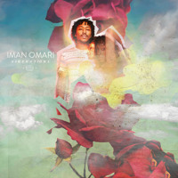 Iman Omari Too Late Ft. MoRuf Artwork