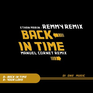 Ethan Marin - Back in Time (Remmy Remix)