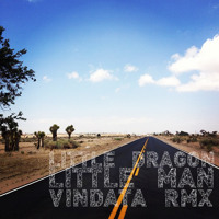 Little Dragon Little Man (Vindata Remix) Artwork