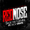 Red Nose - Sage the Gemini ft Rick Vents ( rmx ) album artwork