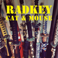 Radkey Out Here In My Head Artwork