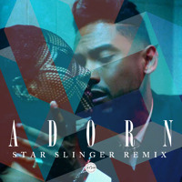 Miguel Adorn (Star Slinger Remix) Artwork