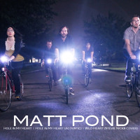 Matt Pond Hole In My Heart Artwork