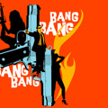 Nancy Sinatra Bang Bang (Deluxe Junkie Remix) Artwork