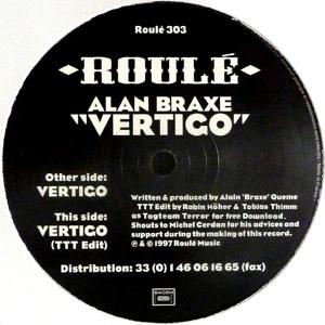 Vertigo (Tagteam Terror Edit) by Alan Braxe