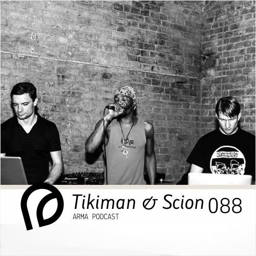 tikiman & scion