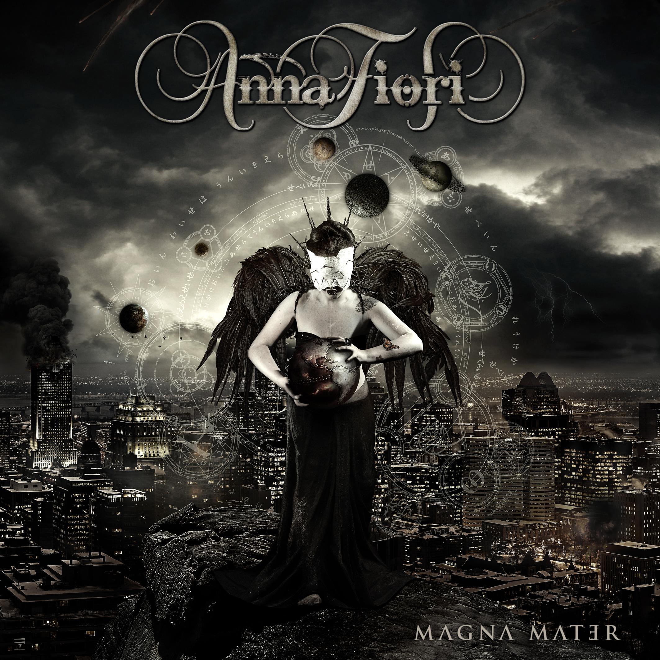 Anna Fiori - Magna Mater