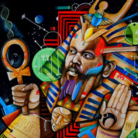 Ras_G All Is Well Artwork