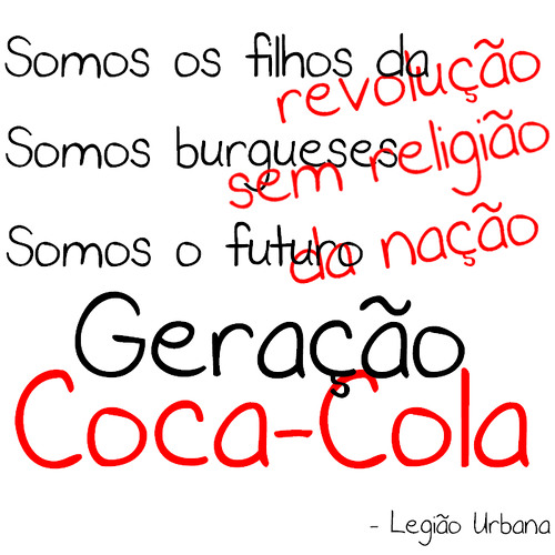 letra de cocacola: