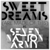Sweet Dreams (Are Made Of This) / Seven Nation Army album artwork