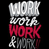 work,work,work, tekst