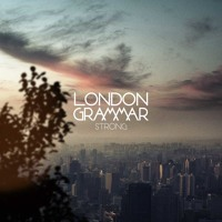 London Grammar Strong Artwork