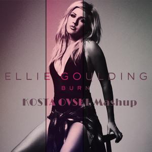 Ellie Goulding - Burn (Kosta Ovski Mashup)