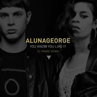 AlunaGeorge You Know You Like It (DJ Snake Remix) Artwork