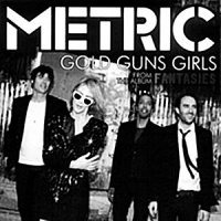 Metric Gold Guns Girls (Cosmonaut Grechko Remix) Artwork