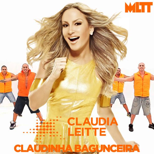 Claudia Leitte – Claudinha Bagunceira - Mp3
