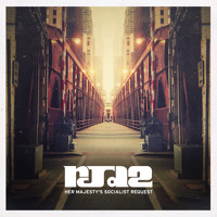 RJD2 Her Majesty's Socialist Request Artwork