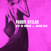 Parov Stelar Keep On Dancing (Ft. Marvin Gaye) Artwork