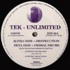 INP001 - TEK UNLIMITED - DESTRUCTION